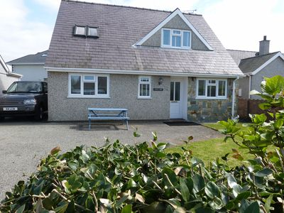 Photo for Large Detached House Sleeps 10, at the top of the beach road, near the golf club