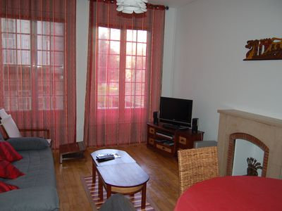 Photo for Apartment/ flat - Saint-malo with free Internet/WI-FI