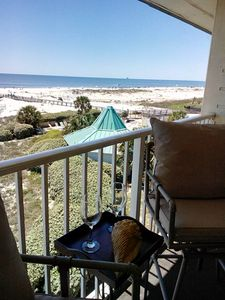 Photo for DIRECT GULF FRONT! Lovely  Condo with Awesome BEACH FRONT! FANTASTIC!!!