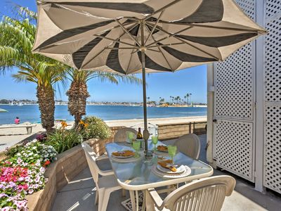 Photo for Beachfront San Diego Condo - Mins to SeaWorld!