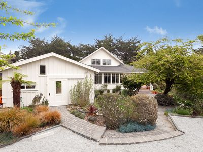 Photo for Historic Farm House Retreat on 10 Acres in the Heart of Bolinas