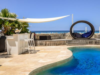 #1 Beach House on the Ocean with Private Pool, HGTV  Villa Incognito