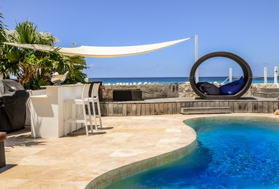 Villa Incognito Your own private pool - right on the turquoise ocean
