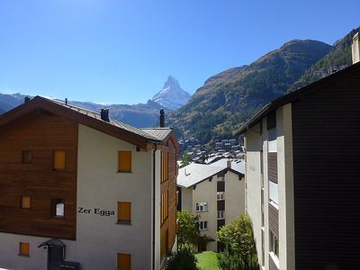 Photo for Apartment Apollo in Zermatt - 4 persons, 1 bedrooms