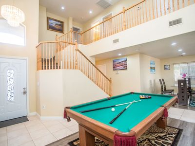 Photo for Large Luxurious 4BR House w Pool table *Sleeps 16*