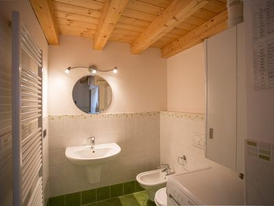 Photo for Lavarone Apartment GREEN romantic attic with free WI-FI internet