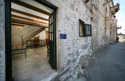 Photo for A Renovated 400 Year Old Stone House In The Heart Of Hvar Town