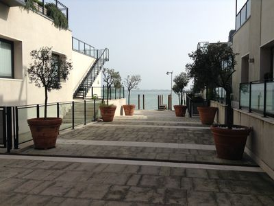 Photo for Best choice waterfront apartment with everything for a joyful stay in Venice