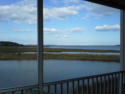 Photo for Spectacular Waterfront Views, Beautiful Condo In Bethany Bay