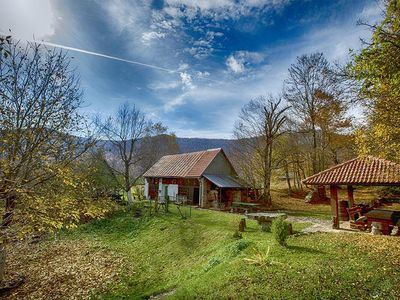 Photo for Family friendly house with a parking space Bužim (Velebit) (K-17572)