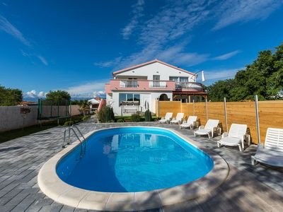 Photo for Luxurious Holiday Home in Galovac with Swimming Pool