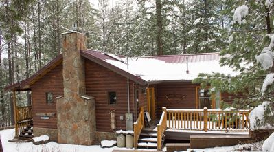 Photo for Branding Iron Cabin in the Pines