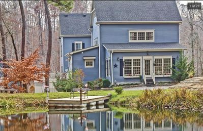 Photo for The Big Blue House - 6000sf of Luxury in Leiper's Fork