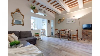 Photo for Tasso Beautiful Apartment in Santo Spirito