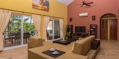 Photo for Luxury Beachfront Residence in the best location,  center of Cabarete Bay