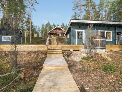 Photo for Vacation home Pirttiniemi in Sulkava - 6 persons, 2 bedrooms
