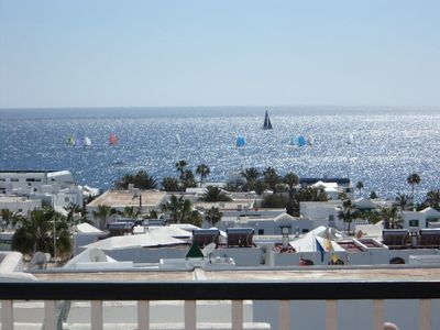 Photo for 5% DISCOUNT for early bookings 2019! Lovely 2 Bedroom Apt  Stunning Sea Views