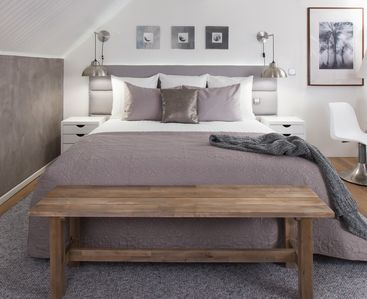 king size bed 180x200cm