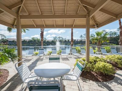 Photo for LUXURY CONDO IN FALLING WATERS RESORT WITH ALL NEW HUGE HEATED SALT WATER POOL