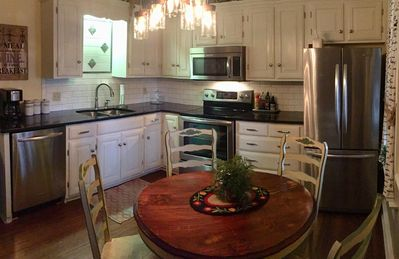 Photo for SPACIOUS HISTORIC DOWNTOWN LOFT!  BEST LOCATION IN THE HEART OF TOWN!