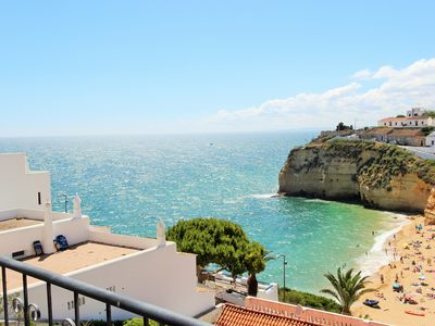 Photo for FABULOUS VIEW OF CARVOEIRO BEACH