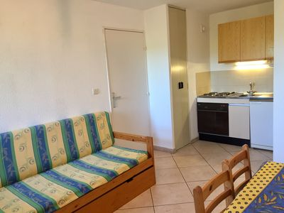 Photo for T2 furnished apartment 32m2 + parking