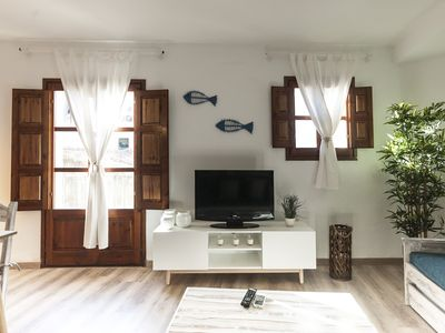 Photo for APARTMENT 50m to the BEACH near the CASTLE