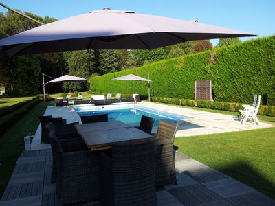 House 8 persons 10mn Disneyland + swimming... - HomeAway Villiers ...