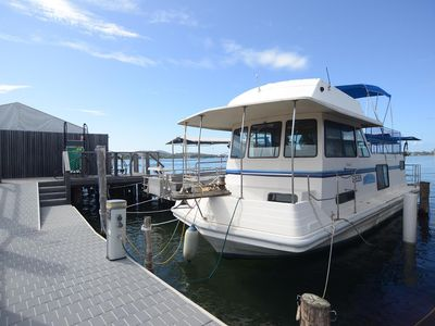 Photo for Kewarra - Best Houseboat next to Best Wine Bar