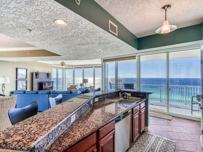 Photo for AMAZING GULF VIEWS! NEW UPDATES! PERFECT LOCATION! AUG 2 - 6th OPEN! $399/nt!
