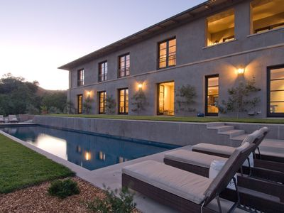 Photo for Palladian Villa on 100 Secluded Acres