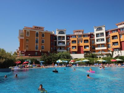 Photo for 1BR Apartment Vacation Rental in Aheloy, Burgas