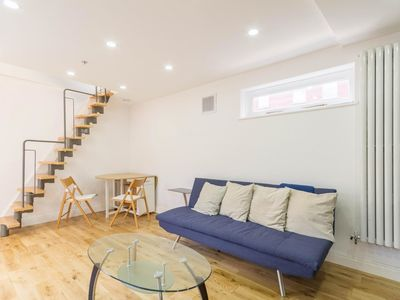 Photo for Leicester Square JUST RENOVATED 2BD Mezzanine Flat