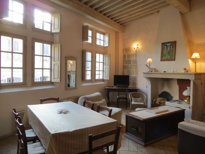 Photo for Charming apartment in the historic centre of avignon