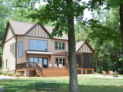 Photo for Beautiful Lakefront Home On Lake Norman