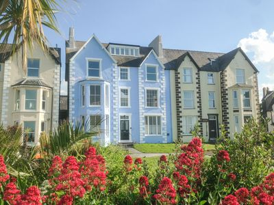 Photo for SEA VIEW APARTMENT, family friendly in Llanfairfechan, Ref 924749