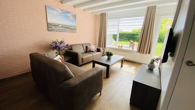 Photo for 4 person semi-detached holiday home 300 meters from the beach and sea