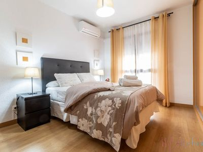 Photo for Apartment in the historic center, wifi and A / C