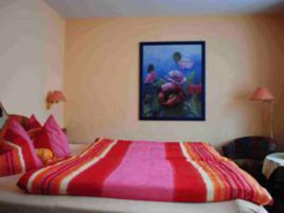 "Photo for Double room waterbed - Hotel ""Rigoletto"""