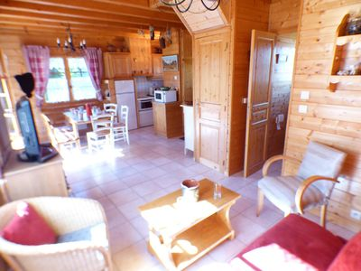 Photo for CHALET INDIVIDUEL  ORIENTE SUD OUEST