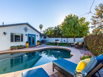 Photo for New! Fabulous 3 bedroom home with a Private Pool. Close to Old Town Scottsdale!