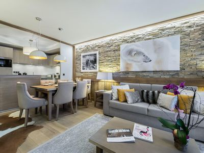 Photo for Carré Blanc 234: 3 rooms with traditional ambience