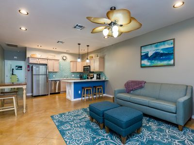 Photo for Beautifully Updated 1/1 just steps from one of the Best Pools on the Island!
