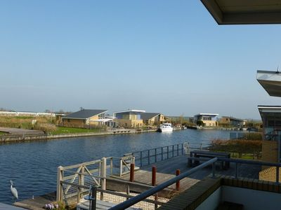 Photo for Holiday house for 5 persons with private dock at a marina park Lemmer