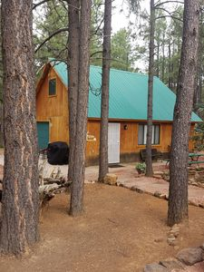 Photo for Cute bunkhouse in FOREST LAKES, AZ.