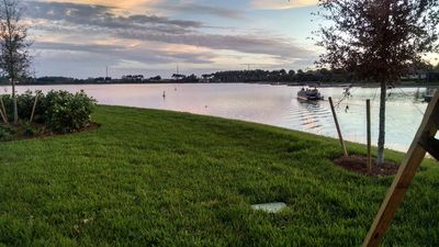 Photo for Beautiful Brand New Quarry Lakefront Coach Home On Corner Lot- On The Water!