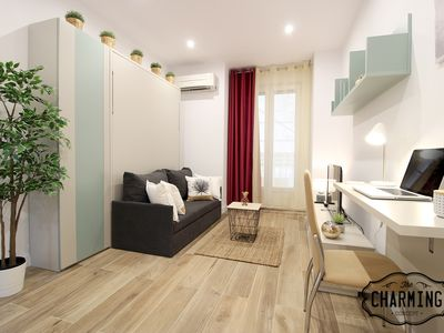 Photo for Apartment Vacation Rental in Madrid, Madrid