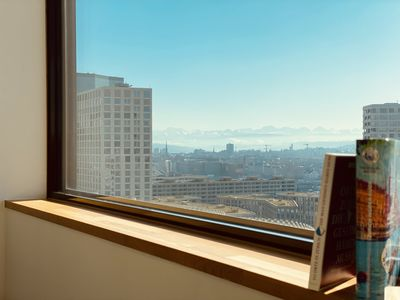 Photo for Penthouse with unique Zurich view