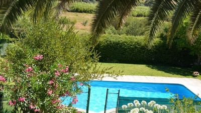 Photo for FIFTH WITH PRIVATE POOL AND COURT TENNIS A 30 LISBON M