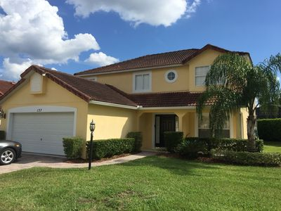 Orlando area luxury pool villa - 15 mins from Disney